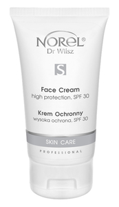 Norel Skin Care Krem półtłusty ochronny SPF 30+ 150 ml