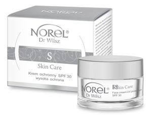 Norel Skin Care Krem półtłusty ochronny SPF 30+  50  ml