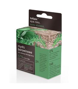 TOŁPA anti stress, detoksykujące mydło borowinowe do odnowy biologicznej