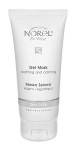 Norel Skin Care  Maska żelowa kojąco - łagodząca 200 ml