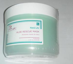 Charmine Rose Hand Life ® SPA ALOE RESCUE MASK maska do dłoni 200 ml