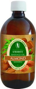 Afrodita MIGDAŁOWY olejek do mazażu twarzy i ciała 500 ml