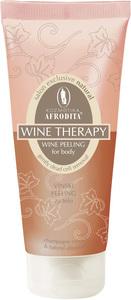 Afrodita Peeling z winem 250 ml