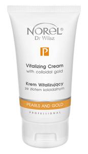Norel Pearls and Gold (Perły i Złoto)  Krem witalizujący ze złotem koloidalnym  Ref. PK 077 150  ml