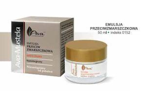 AVA - Mustela Emulsja przeciwzmarszczkowa 50 ml (olejek z tłuszczu norek)