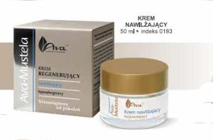 AVA - Mustela Krem nawilżający/regenetujący 50 ml