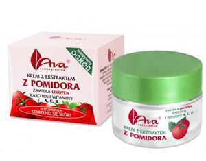 AVA - Warzywny ogród - Krem z wyciągiem z pomidora  50 ml