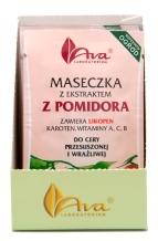 AVA - Warzywny ogród - Maseczka pomidorowa saszetka 7 ml