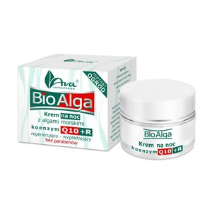 AVA - BioAlga Krem na noc regenerująco-wygładzający 50 ml