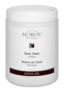 NOREL Maska kawowa do ciała Coffee SPA Norel 1 000 ml  pn306