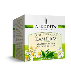 Kozmetika Afrodita Camomile - Krem nawilżający 50 ml