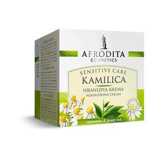 Kozmetika Afrodita Camomile - Krem odżywczy 50 ml