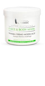 AFRODITA Maska termo Modelage maska termomodelująca gipsowa 400 g