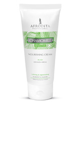 Kozmetika Afrodita Camomile Sensitive - Krem odżywczy 200 ml PROF