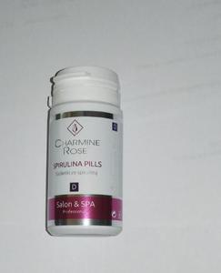 Charmine Rose Tabletki ze spiruliną - suplement diety 30 tabletek