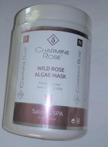 Charmine Rose Wild Rose OWOC DZIKIEJ RÓŻY maska algowa 750ml/252g