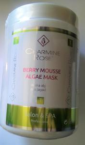 Charmine Rose MUS JAGODOWY maska algowa 750ml/252g (cera mieszana)