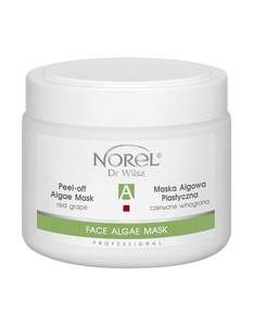 Norel Face Algae Mask  Maska algowa plastyczna czerwone winogrona250g