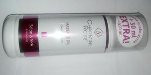 Charmine Rose Żelowy olejek do masażu MASSAGE OIL 550 ml