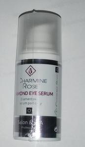 Charmine Rose Diamentowe serum pod oczy 17ml (kawior, żeń-szeń)