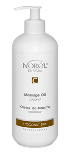 NOREL Coconut SPA  Olejek do masażu kokosowy  Ref. PB 331