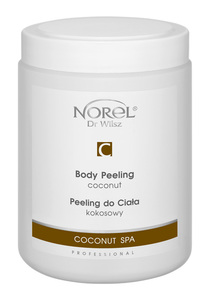 NOREL Coconut SPA  Peeling do ciała kokosowy 900ml