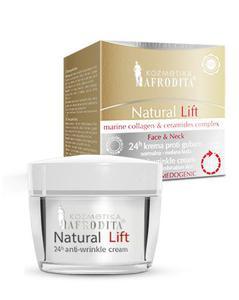 Kozmetika Afrodita NATURAL LIFT Krem liftingujący dla skóry normalnej i mieszanej 50 ml
