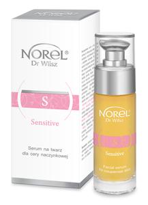Norel Sensitive - Serum na twarz dla cery naczynkowej 30 ml da169