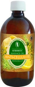 Kozmetika Afrodita Antycellulitowy naturalny olejek 500 ml
