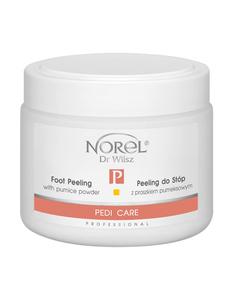 NOREL Pedi Care - Peeling do stóp z proszkiem pumeksowym  Ref. PP 386