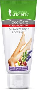 Kozmetika Afrodita FOOT CARE Balsam do stóp i nóg z kasztanowcem 100 ml