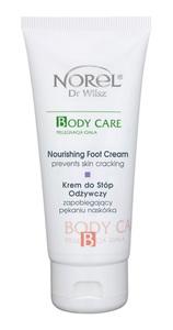 NOREL Body Care - Krem do stóp z mocznikiem, nawilżająco-zmiękczający  Nr Ref:DK 393 100 ml