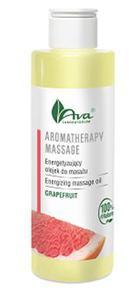 AVA  Energetyzujący olejek do masażu - GRAPEFRUIT  200 ml
