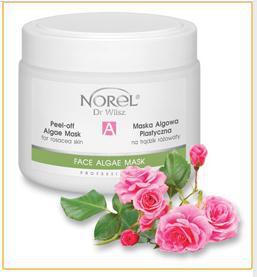Norel Maska algowa plastyczna na trądzik różowaty 250g/500ml