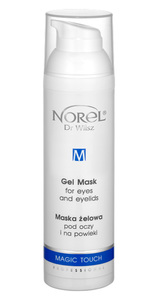PROMO NOREL Magic Touch  Maska żelowa pod oczy i na powieki  Ref. PN 275