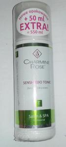 Charmine Rose SENSI SEBO TONIC Żelowy tonik z oczaru 550 ml