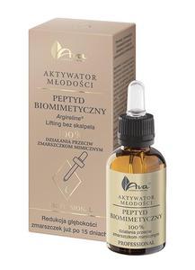 AVA Aktywator Młodości Peptyd biomimetyczny - Argireline® 30 ml