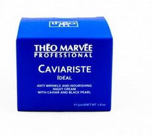 Caviariste Ideal – Night Cream 50 Ml – Theo Marvee