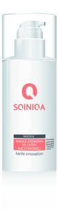 Sqiniqa Maska kremowa rozjaśniająca przebarwienia 150 ml  ECO