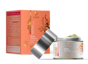 Sqiniqa  360° Skin Care Concept® SERUM KURACJA DO TWARZY SZYI I DEKOLTU 30 ml ECO