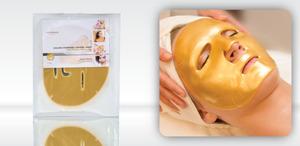 Koloidalne złoto maska hydrożelowa MEDbeauty