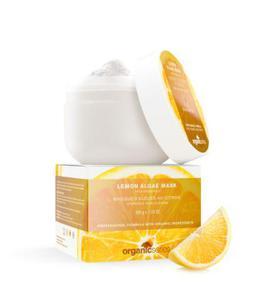 maska algowa cytrynowa 200 ml OrganicSeries