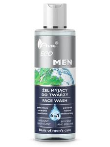 AVA ECO MEN  Żel myjący do twarzy 200 ml