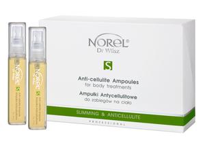 Norel Ampułki antycellulitowe pod ultradźwięki  1 szt.10 ml