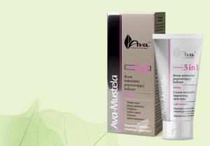 AVA - Mustela Krem naturalnie poprawiający koloryt 5 w 1