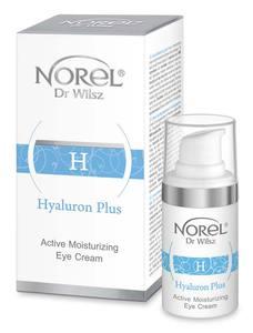 NOREL Hyaluron Plus - Aktywnie nawilżający krem pod oczy NOWOŚĆ DZ 217
