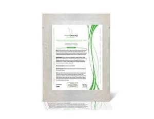 Cleansing and Matting Biocelluloze XL Mask - Maseczka biocelulozowa oczyszczająco–matująca MedBeauty