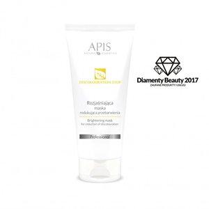 APIS DISCOLOURATION-STOP Rozjaśniająca maska redukująca przebarwienia 200ml