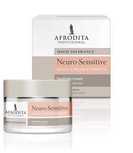 Afrodita NEURO-SENSITIVE  Krem łagodzący dla skóry suchej 50 ml