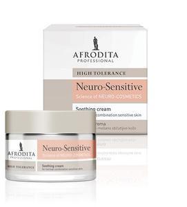 Afrodita NEURO-SENSITIVE  Krem łagodzący dla skóry normalnej lub mieszanej 50 ml